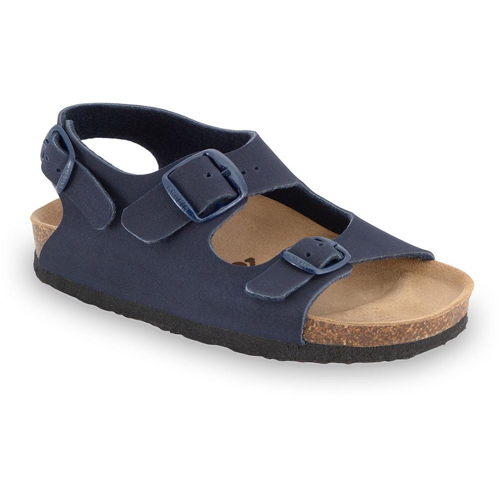 LAGUNA sandały dla dzieci  (30-35) - niebieski, 32