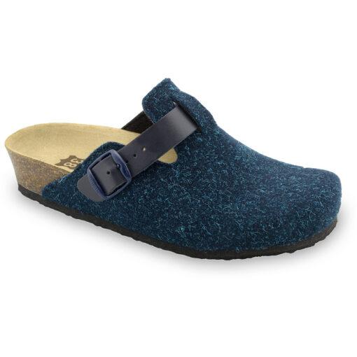 RIM domowe zimowe buty damskie - filc (36-42)