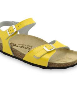 RIO damskie skórzane sandały (36-42)