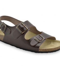 MILANO sandały dla mężczyzn - skóra (40-49)
