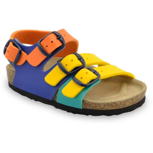 CAMBERA sandały dla dzieci - sztuczna skóra (23-29)