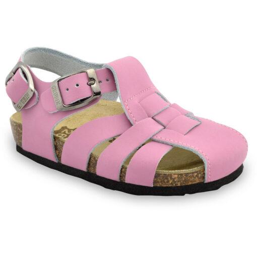 PAPILIO sandały dla dzieci - skóra (23-30)