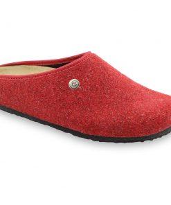 RABBIT domowe zimowe buty damskie - filc (36-42)