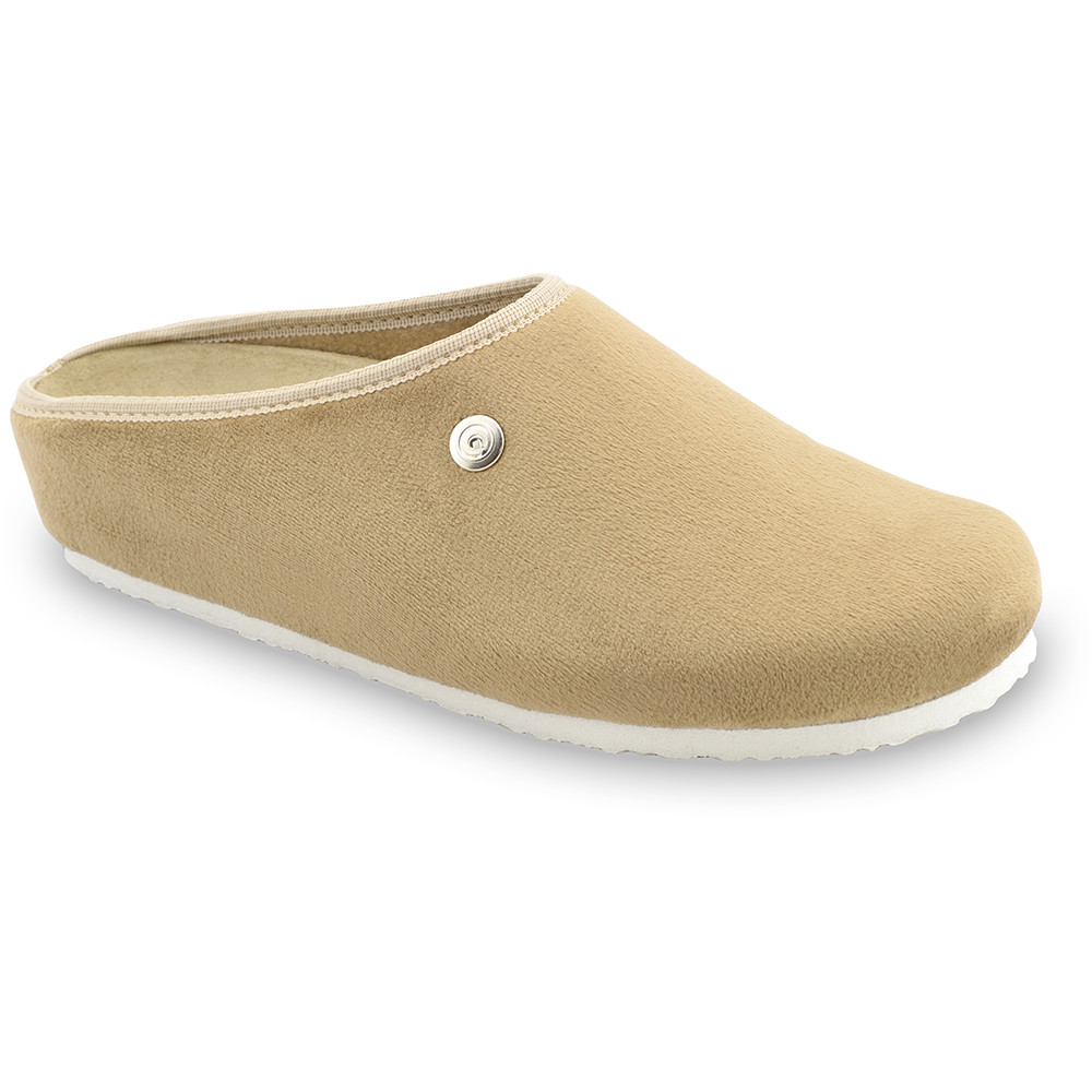 RABBIT domowe zimowe buty damskie - plusz (36-42) - brązowy, 36