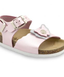 BUTTERFLY sandały dla dzieci - skóra (23-29)