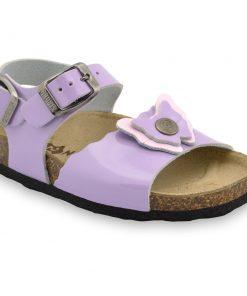 BUTTERFLY sandały dla dzieci - skóra (30-35)