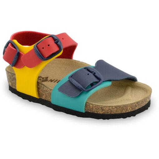 ROBY sandały dla dzieci - sztuczna skóra (23-29)