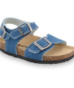 ROBY sandały dla dzieci - tkanina (30-35)