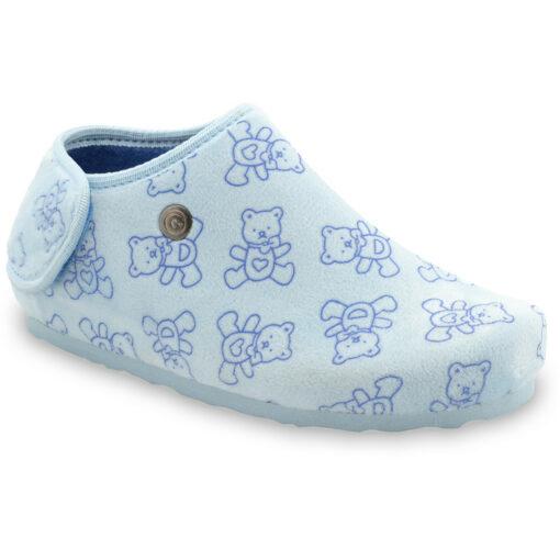 DARIJA domowe obuwie zimowe dla dzieci - plusz (30-35)