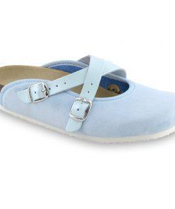 AFRODITA domowe zimowe buty damskie - plusz (36-42)