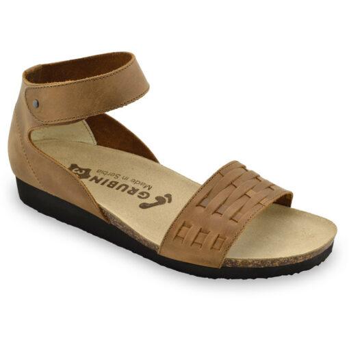 AMY sandały dla kobiet - skóra (36-42)
