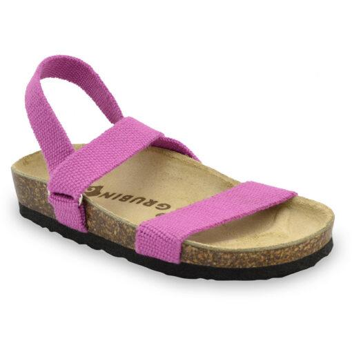 RAMONA sandały dla dzieci - tkanina (30-35)