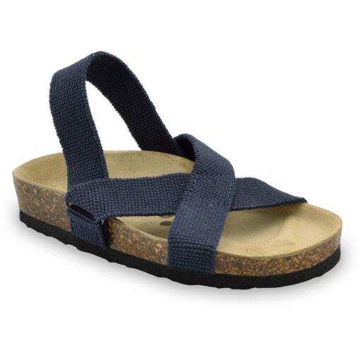 LUI sandały dla dzieci - tkanina (23-29)