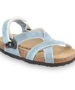 PITAGORA sandały dla dzieci - tkanina (30-35)