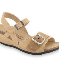 TIMEA sandały dla kobiet - tkanina (36-42)