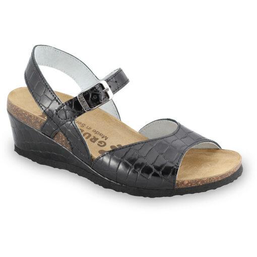 HALDEJA sandały dla kobiet - skóra (36-42)