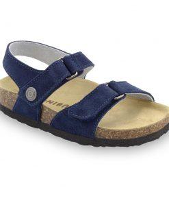 RAFAELO sandały dla dzieci - zamsz (23-29)