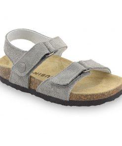 RAFAELO sandały dla dzieci - zamsz (30-35)