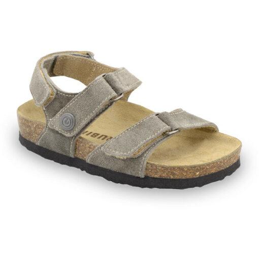 DONATELO sandały dla dzieci - zamsz (30-35)