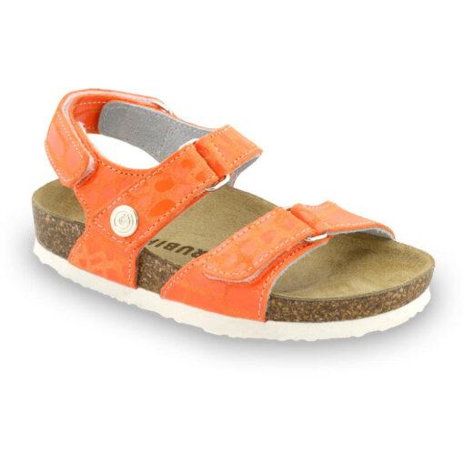 DONATELO sandały dla dzieci - skóra (30-35)