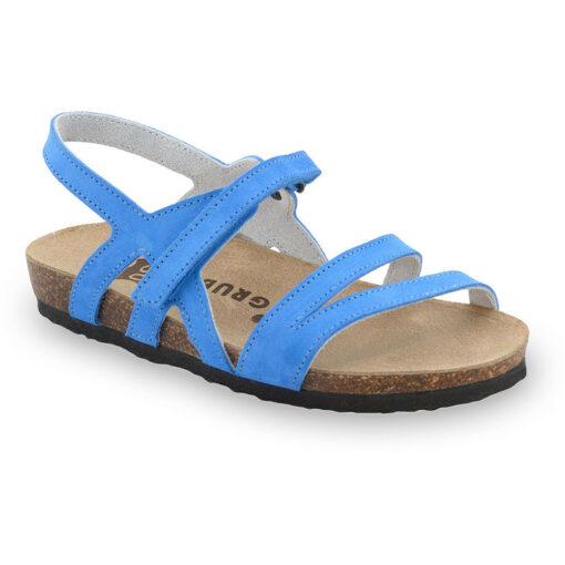 BELLE sandały dla dzieci - skóra (25-29)