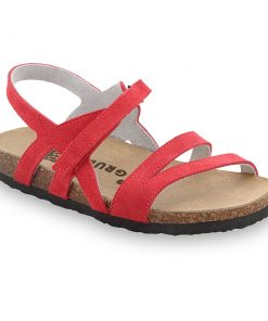 BELLE sandały dla dzieci - skóra (30-35)