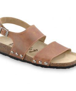 CHARLOTTE sandały dla kobiet - skóra (36-42)